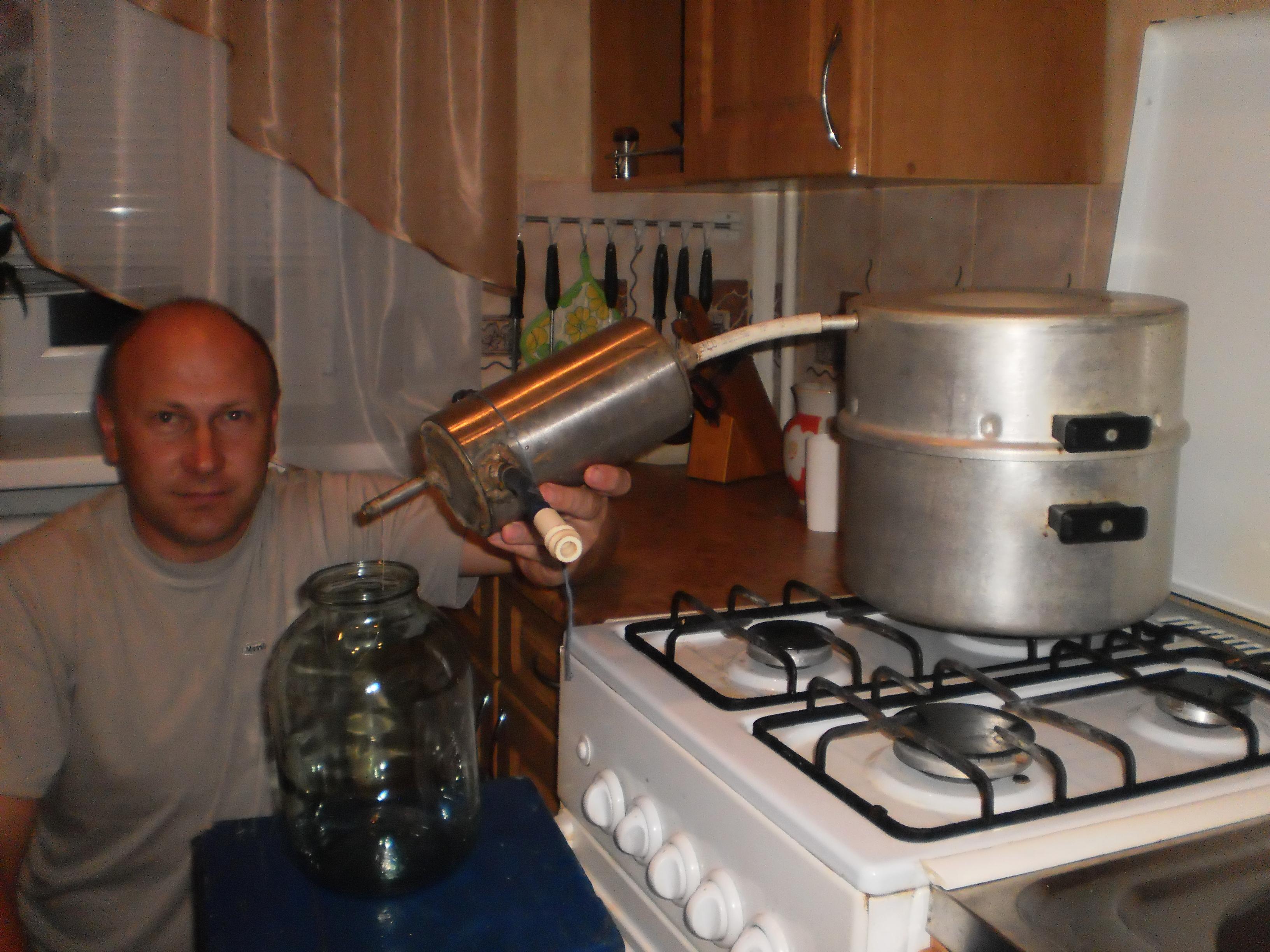Изготовление своими руками самогонного аппарата