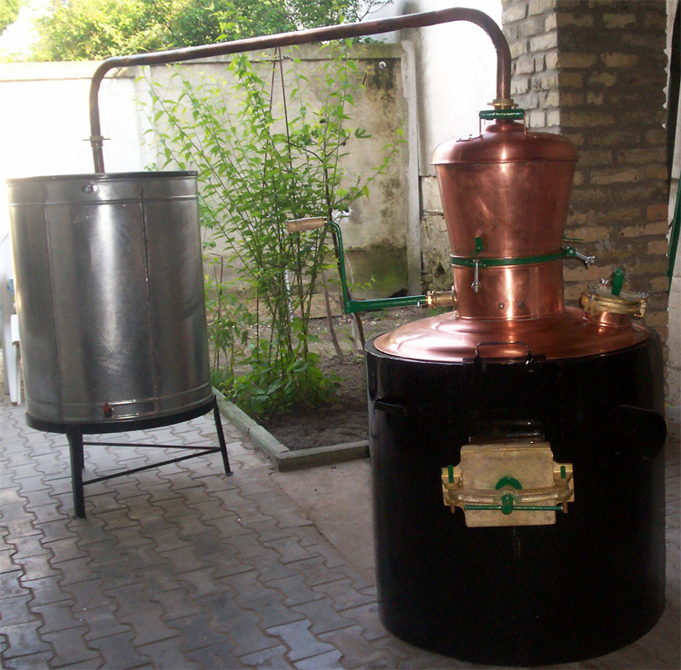 home distilled136