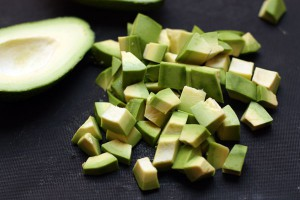 Любимый салат с авокадо Бредда Питта