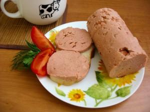 вегетарианская колбаса фото