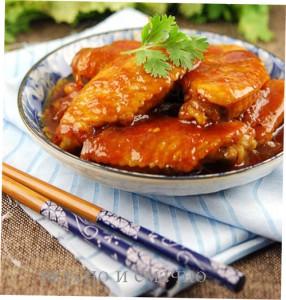 крылышки по- китайски