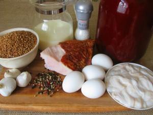 Кровяная колбаса рецепт+фото