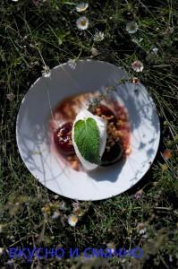 Вкусный компот (фиговый с мускатом)