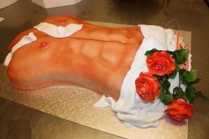 эротический торт