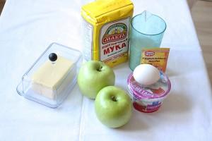 яблочный пирог Марины Цветаевой