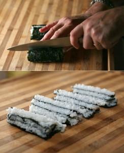 квадратные суши