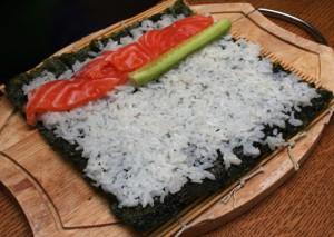 суши фоторецепт