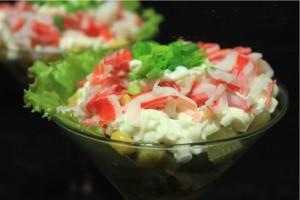 салат из мидий