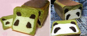 Веселый хлеб Панда