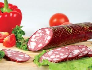 Почему колбасу режут наискось