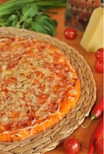 Рецепт самой быстрой и вкусной пиццы