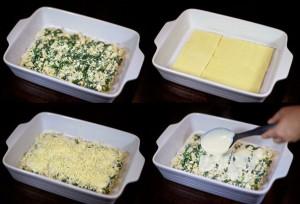 Рецепт приготовления лазаньи с курицей