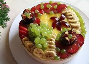 Торт «Фруктовое чудо»